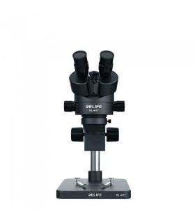 لوپ سه چشمی تعمیرات موبایل مدل Relife RL-M3T-B1