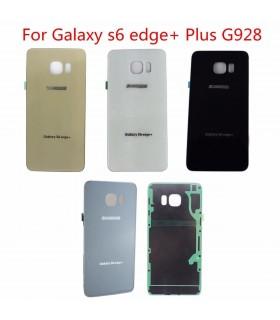 درب پشت گوشی سامسونگ درب پشت موبایل سامسونگ گلکسی Samsung Galaxy S6 EDGE PLUS
