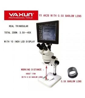 لوپ و ذره بین لوپ یاکسون (Yaxun YX AK28)