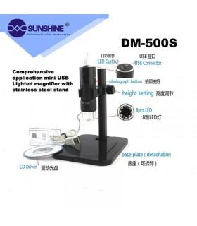 لوپ و ذره بین Sunshine DM-500S
