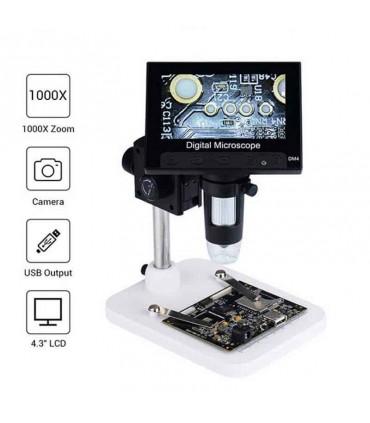 لوپ و میکروسکوپ Portable Digital Microscope DM4