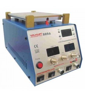 هیتر ,هویه و دستگاه جدا کننده ی گلس Yaxun YX-889A