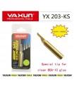 نوک هویه نوک هویه کاتری یاکسون Yaxun YX-203KS
