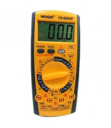 مولتی متر+Yaxun YX-9205A