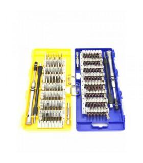 پیچ گوشتی ست پیچ گوشتی مکانیک Mechanic 6100