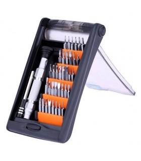 ست ابزار تعمیرات موبایل ست ابزار تعمیرات موبایل JAKEMY JM-P13