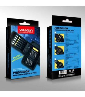 ست ابزار تعمیرات موبایل ست ابزار تعمیرات موبایل Yaxun YX-6322
