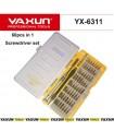 پیچ گوشتی ست پیچ گوشتی Yaxun YX-6311