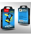 پیچ گوشتی ست پیچ گوشتی تعمیرات موبایل Yaxun YX-8190