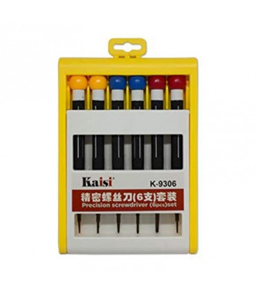 ست پیچ گوشتی تعمیرات ایفون Kaisi K-9306