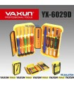 پیچ گوشتی ست ابزار تعمیرات موبایل Yaxun YX6029