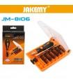 پیچ گوشتی ست پیچ گوشتی Jakemy JM-8106