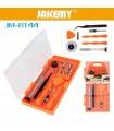 پیچ گوشتی ست ابزار تعمیرات موبایل JAKEMY JM-8144