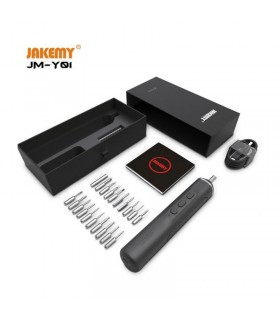 پیچ گوشتی شارژی  پیچ گوشتی شارژی Jakemy JM-Y01