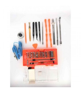 ست ابزار تعمیرات موبایل ست ابزار تعمیرات Jakemy JM-P01
