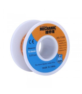 سیم لحیم مکانیک Mechanic Hx - 0.4mm