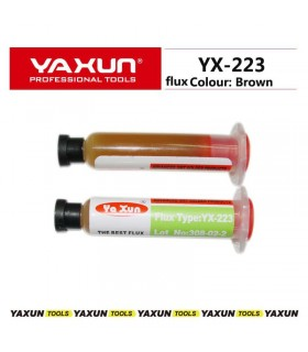 خمیر قلع و خمیر فلکس خمیر فلکس پمپی/سرنگی یاکسون Yaxun YX-223