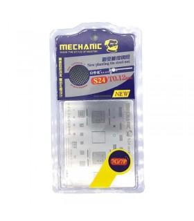 شابلون شابلون تعویض آی سی آیفون مکانیک Mechanic S24 iPhone 7/7 Plus