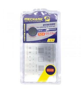 شابلون شابلون تعویض آی سی آیفون مکانیک Mechanic S24 iPhone 6/6 Plus