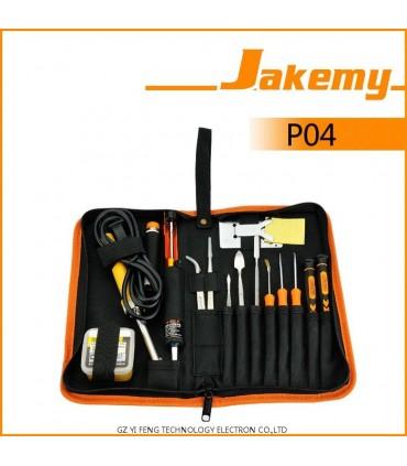 ست ابزار تعمیرات موبایل Jakemy JM-p04