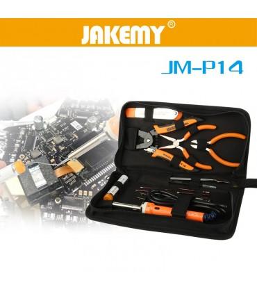 ست ابزار تعمیرات موبایل  JAKEMY JM_P14