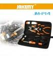 ست ابزار تعمیرات موبایل ست ابزار تعمیرات موبایل JAKEMY JM_P14