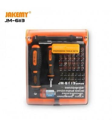 پیچ گوشتی Jakemy JM-6113