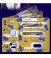 گیره ی برد و آی سی نسوز آیفون مدل Mechanic MR-X