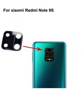 شیشه دوربین  گوشی xiaomi redmi note 9S