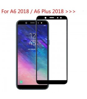 گلس ال سی دی اصلی گوشی سامسونگ  Samsung Galaxy A6 2018 / A600