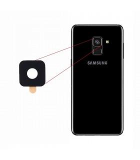 شیشه دوربین  گوشی  Samsung Galaxy A8+ 2018 / A730