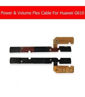 فلت پاور و ولوم گوشی هواوی Huawei Ascend G610