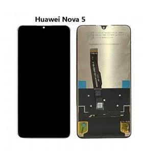تاچ ال سی دی گوشی  huawei nova 5