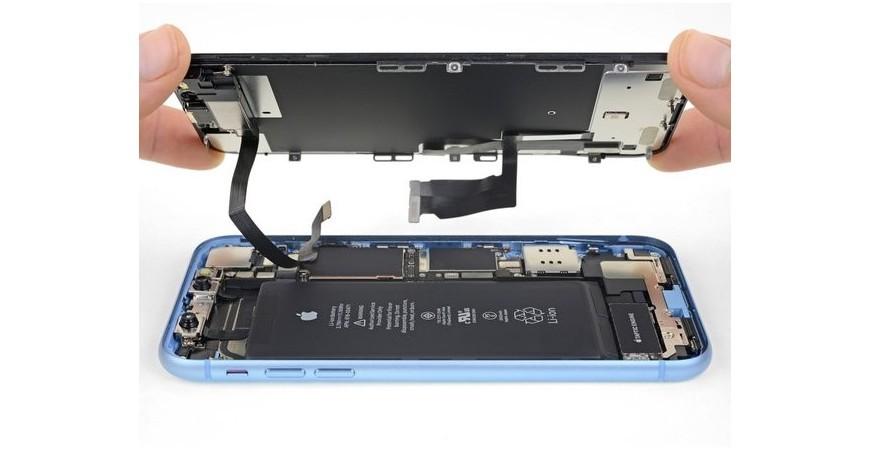 آموزش تعویض ال سی دی Apple Iphone XR