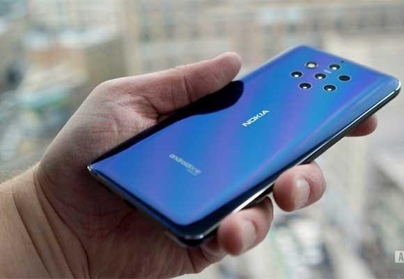 کالبد شکافی گوشی Nokia 9